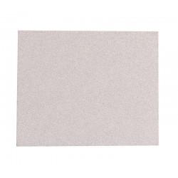 Brúsny papier 114x140mm 10ks biely neperforovaný Makita