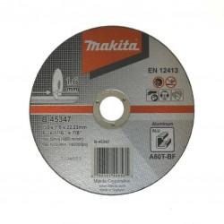 B-45347 Kotúč 150x1.6x22.23 1ks hliník Makita