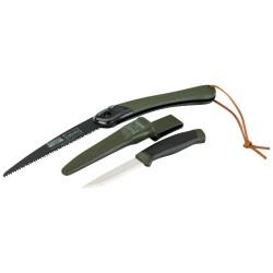 Bahco LAP-KNIFE prerezávacia pílka s nožom v púzdre