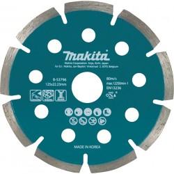 Diamantový kotúč na betón 125mm B-53796 Makita